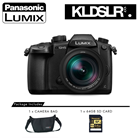 PANASONIC DMC-GH5 + LUMIX G 12-35MM F/2.8 MARK 2 ASPH. X VARIO LENS (Panasonic Malaysia) FREE Panasonic 64GB Card And Panasonic Bag